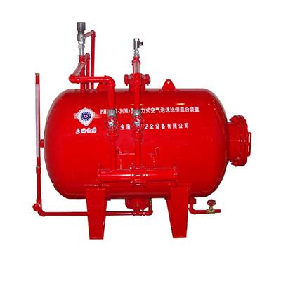 Shanghai Jindun Fire-Fighting Security Equipment PHYZ32 pressure air-foam proportioner