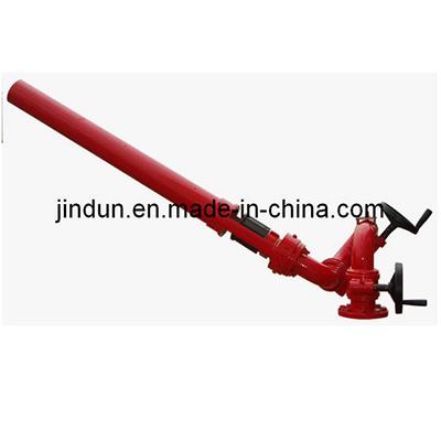 Shanghai Jindun Fire-Fighting Security Equipment PP24~48 fire foam monitor