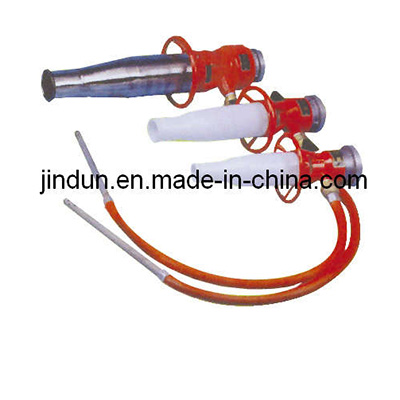 Shanghai Jindun Fire-Fighting Security Equipment PQ8 low expansion air foam nozzle