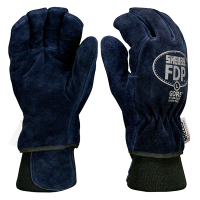 Shelby 5227 structural firefighting glove
