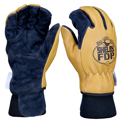 Shelby 5280 structural firefighting glove