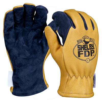Shelby 5280G structural firefighting glove
