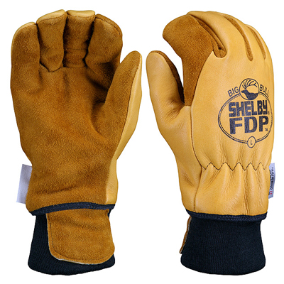 Shelby 5282 structural firefighting glove