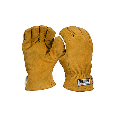 Shelby 5283 structural firefighting glove
