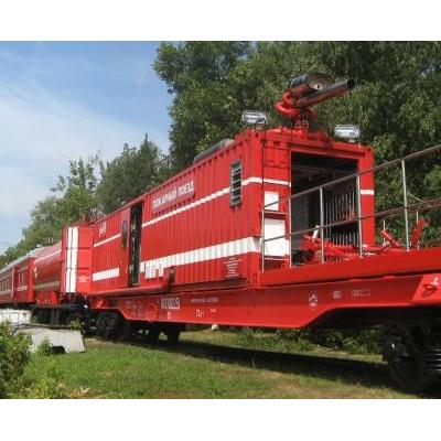 SIC SOPOT APMKT UKTP Purga-100 fire module container