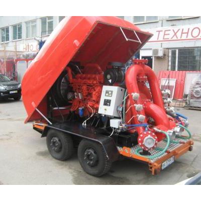 SIC SOPOT Tusk-200 mobile fire module