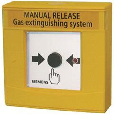 Siemens DM1103-L manual release button