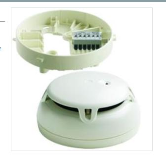 Siemens FDOOT241-9M multi-sensor smoke detector