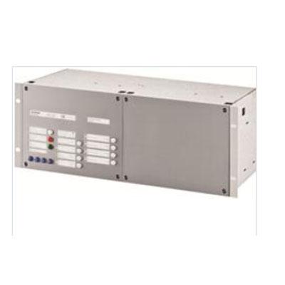 Siemens XC1003-A extinguishing panel rack