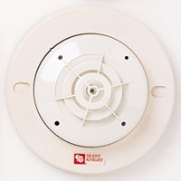 Silent Knight SD505-AHS addressable heat detector