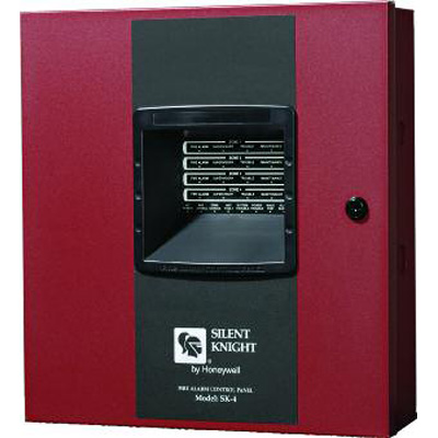 Silent Knight SK-4 4-zone fire protection