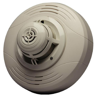 Silent Knight SK-FIRE-CO fire and CO detector