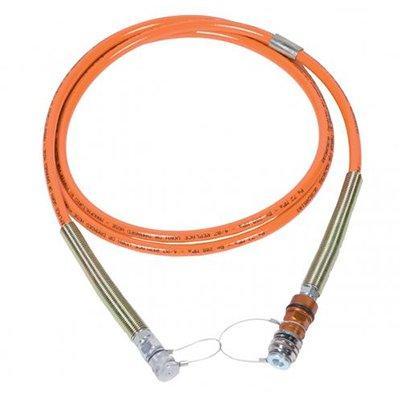 Holmatro Single Hose B 3 SGU Single hose, 3 meter, dual version.