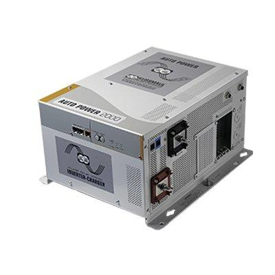 Kussmaul Electronics Co. Inc. 091-269-12-3000 Auto Power 3000W Inverter Charger