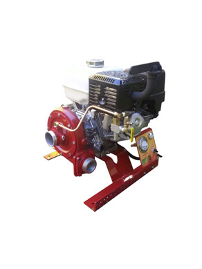CET fire pumps SM-PFP-11HPHND-EM Honda Powered Pump