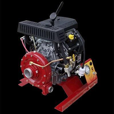 CET fire pumps SM-PFP-20HPKHL-MR Pressure And Volume Pump