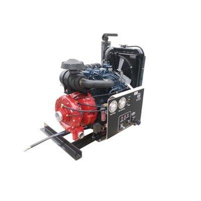 CET fire pumps SM-PFP-21hp-DSL-MR Diesel Powered Pump