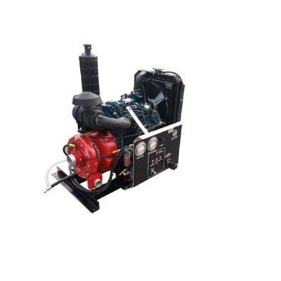 CET fire pumps SM-PFP-25hp-DSL-MR Diesel Powered Pump