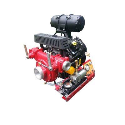 CET fire pumps SM-PFP-26HPKHL-EFI-2D High Volume Pump