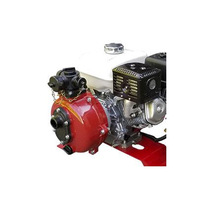 CET fire pumps SM-PFP-9HPHND-EM-TWIN Honda Powered Pump