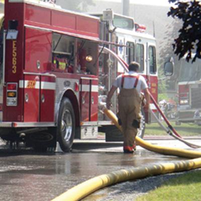 Snap-tite ATX Attack/supply fire hose