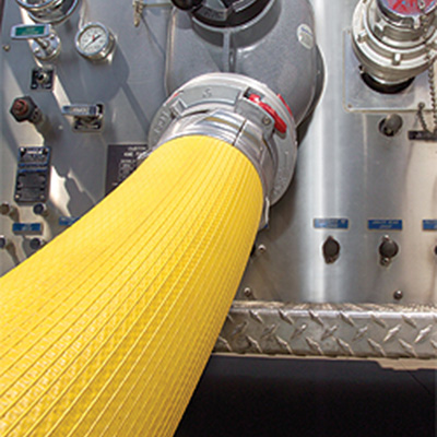 Snap-tite TPX 3-ply design hose