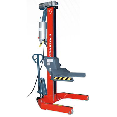 Somers TotalKare S6ng light and easy vehicle lift, 7.5 tonne