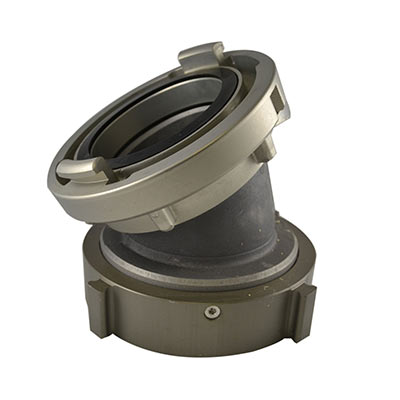 South Park Corporation ST81-5040NH 5 inch storz NST coupling