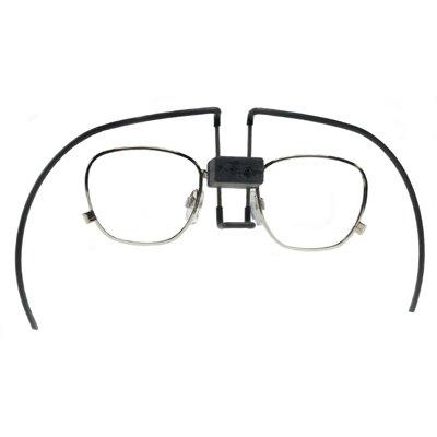 MSA 454819 Ultra-Twin/Ultravue® Spectacle Kit, Silver