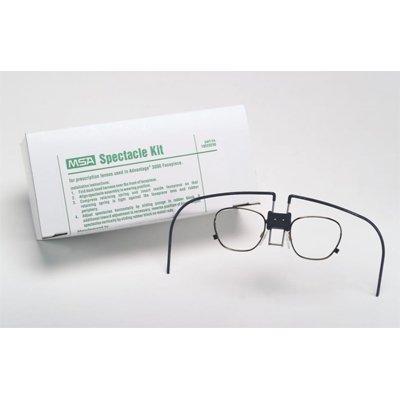 MSA 10029298 Advantage 4000 Spectacle Kit, Silver