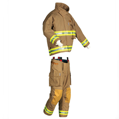 Sperian Fire ULTRAMOTION turnout gear