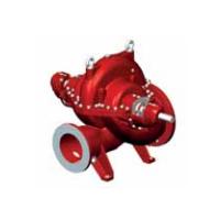 SPP Pumps Hydrostream split case fire pump