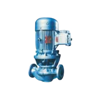 SPP Pumps Instream end suction fire pump