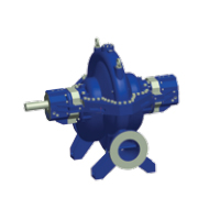 SPP Pumps LLC split case fire pump