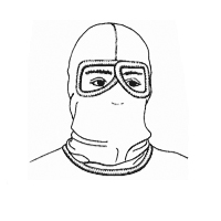 Stanfields NOM11EO fire protective hood