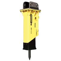 Stanley Hydraulic Tools MBX308 hydraulic housed breaker