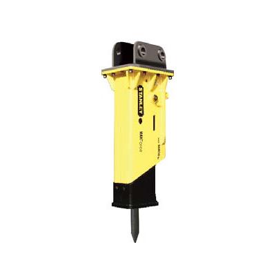 Stanley Hydraulic Tools MBX358 hydraulic housed breaker