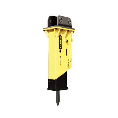 Stanley Hydraulic Tools MBX408 hydraulic housed breaker