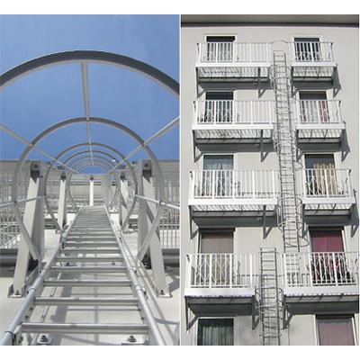 STEIGTEC ALSEKU fixed ladder
