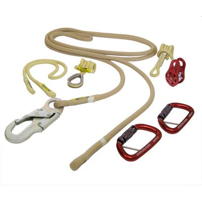 Sterling Rope Ultimate Positioning Lanyard kit
