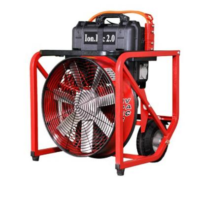 Super Vac 718b PPV variable speed fan