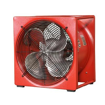 Super Vac P124WT turbine powered fan