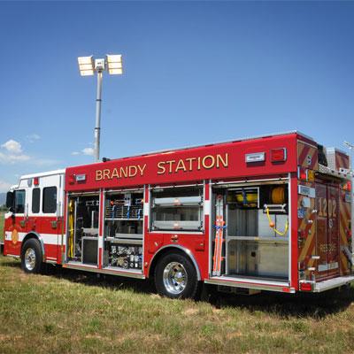 SVI Trucks Brandy Station, VA Heavy Rescue