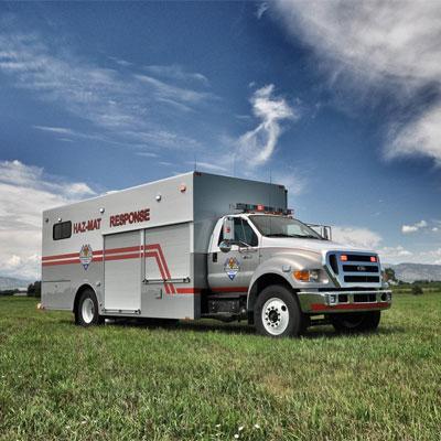 SVI Trucks CO Hazardous Response Authority – Walk-in HazMat