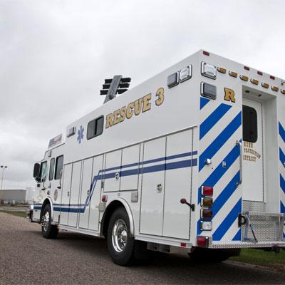 SVI Trucks Nunn, CO VFD – Walk-in Rescue