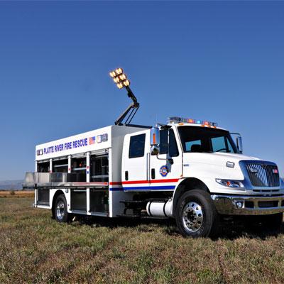 SVI Trucks Platte River Fire Rescue – Medium Rescue