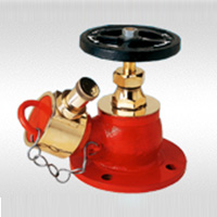 Swati Fire Protection 101 landing valve