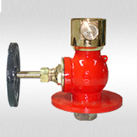 Swati Fire Protection 104 fire hydrant valve