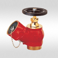 Swati Fire Protection 105 single outlet fire hydrant valve