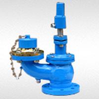 Swati Fire Protection 701 underground hydrant